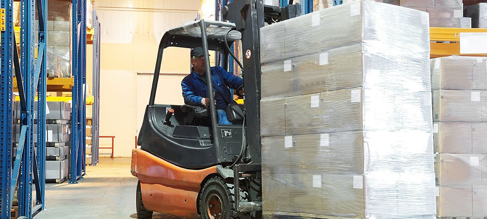 Stretch Wrapping Your Pallets