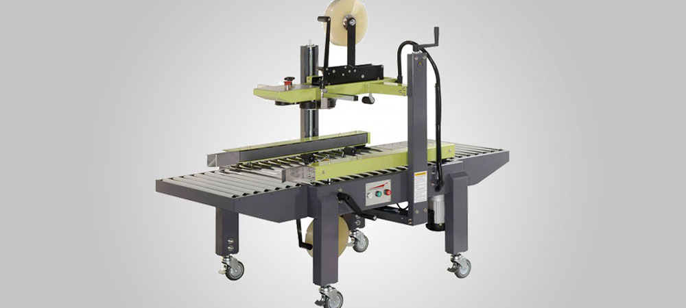 Carton Sealing Machinery Applications